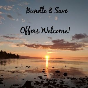 Bundle & Save Offers Welcome!